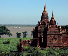 Bagan Mandalay Highlights
